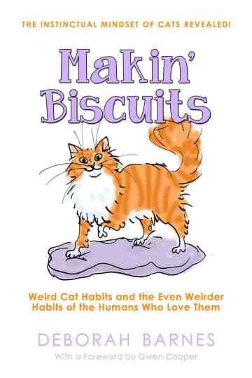 Photograph of a cover of the Book cover of Makin Biscuits. book