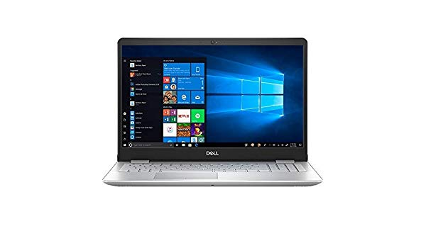 Dell Inspiron 15-5584: Intel® Core™ i7, 8th Gen, 8gb RAM, 256gb SSD, 15.6'' Screen, Backlit KeyBoard, FingerPrint Reader, Windows 10