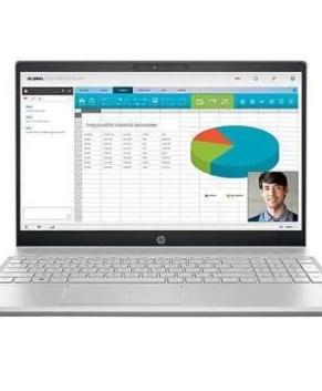 HP Pavilion 15-cs2064st: Intel® Core™ i7, 8th Gen, 8GB Ram, 1TB HDD + 16GB Optane Memory, 15.6