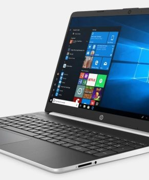 HP Notebook 15-dy1751ms 10th Gen Intel core i5, 8GB Ram, 512GB SSD,Touchscreen