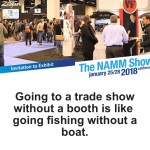 THE NAMM SHOW 2018