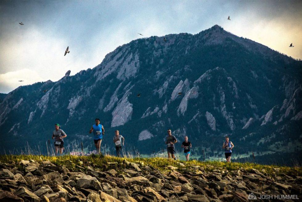 Dash & Dine 5k run series 5k race in Boulder