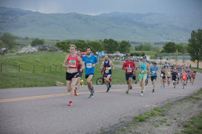 Results from the 2018 Dash and Dine 5k run series