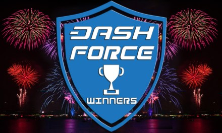 Dash Force Meetup Contest Winners: May
