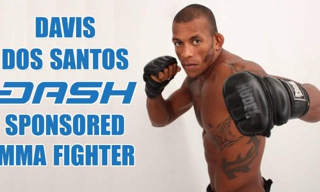 Meet The Dash MMA Fighter Davis Dos Santos
