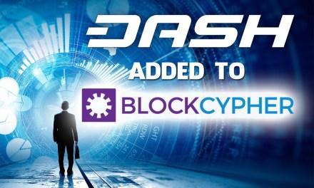 BlockCypher Announces Strategic Partnership With Dash