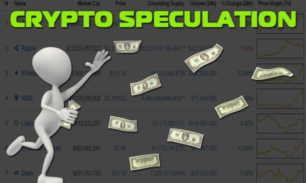 Cryptocurrency Must Advance Past Speculation