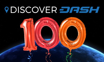 DiscoverDash Lists 100 Dash-Accepting Businesses and Growing