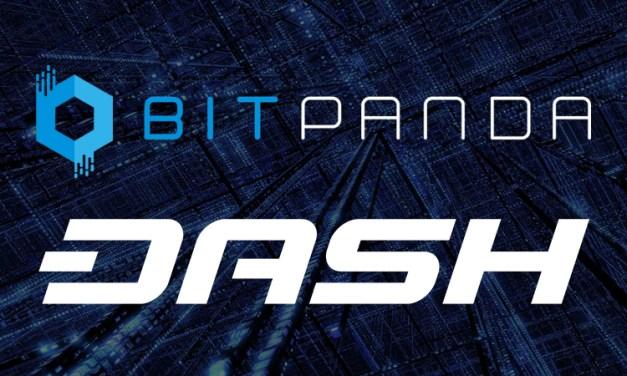 Dash para vender em 1.800 escritórios de correios austríacos, a Flórida adiciona novo caixa eletrônico com a marca Dash.