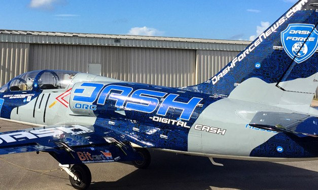 "Dash AeroSports Debuts ""Dash Force One"" Air Racer"