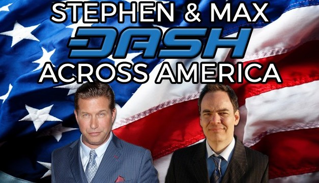Dash Sponsors $500,000 Keiser Report Tour, Largest Sponsorship in Cryptocurrency History
