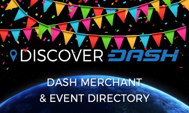 Более 500 компаний, принимающих Dash, представлено на сайте DiscoverDash