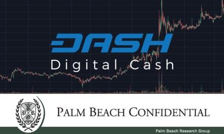 Nach Kaufempfehlung der Palm Beach Research Group überschreitet Dash die $500 Marke