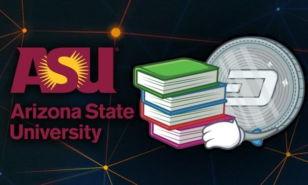 Dash vereinbart $350.000 R&D Partnerschaft mit der Arizona State University