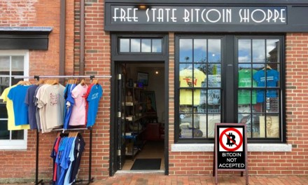 Free State Bitcoin Shoppe Stops Taking Bitcoin, Recommends Dash