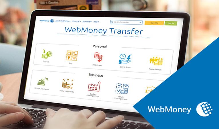 Des tokens Dash ajoutés à la plate-forme de règlement en ligne WebMoney