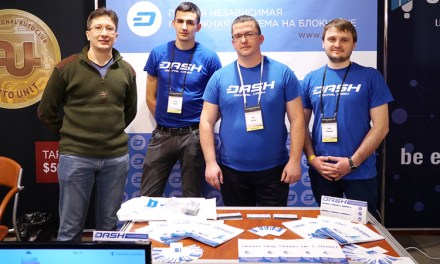 Dash at International Blockchain Summit in Moscow