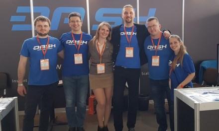 Презентация Dash на Blockchain and Bitcoin Conference в России