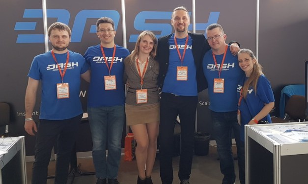 Dash Presents At The Blockchain and Bitcoin Conference in Russia