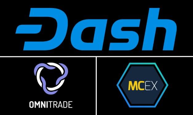 Miami Crypto Exchange und OmniTrade integrieren Dash