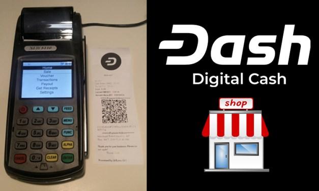 Le processeur de paiement 34 Bytes ajoute Dash et les commerçants du monde entier acceptant Dash approchent les 1500