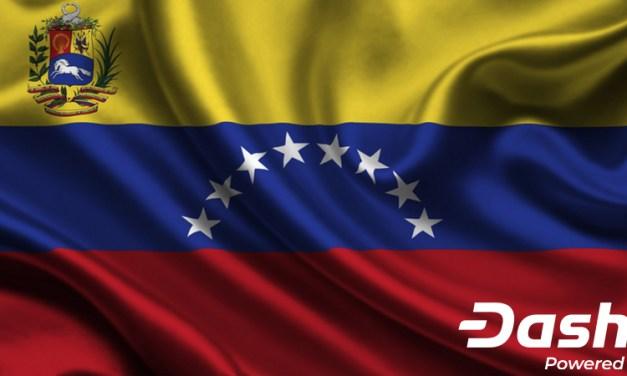 Dash Venezuela fait un crowfunding pour financer sa 9ème conférence Dash et la 7ème Dash City