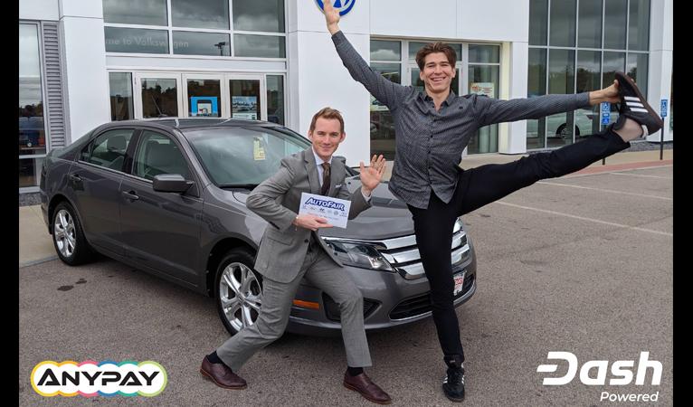 Autohändler In New Hampshire Verkauft Erstes Auto Gegen Dash Dash News