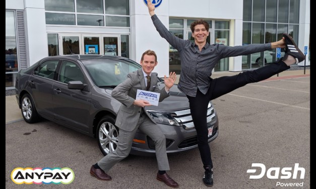 Крупный автодилер в Нью-Гэмпшире теперь принимает к оплате Dash