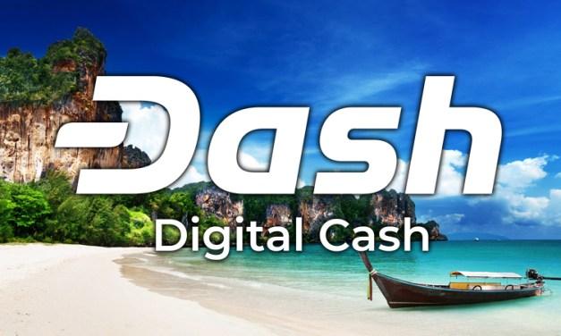Запустился Dash Embassy Thailand, нацеленный на сферу туризма