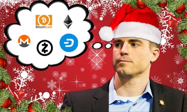 Roger Ver's Reason for the Season: Why Crypto?
