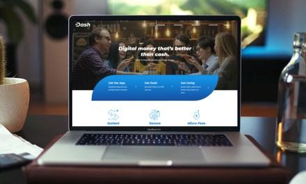 Dash lance un nouveau site web