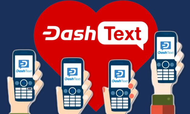 Сервис Dash Text запускает благотворительную программу