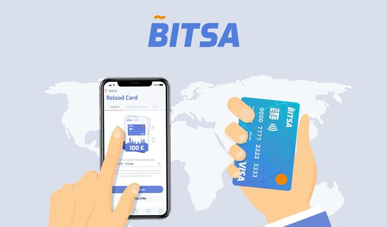Bitsa Dash Debit Card Enables Financial Services for the Unbanked