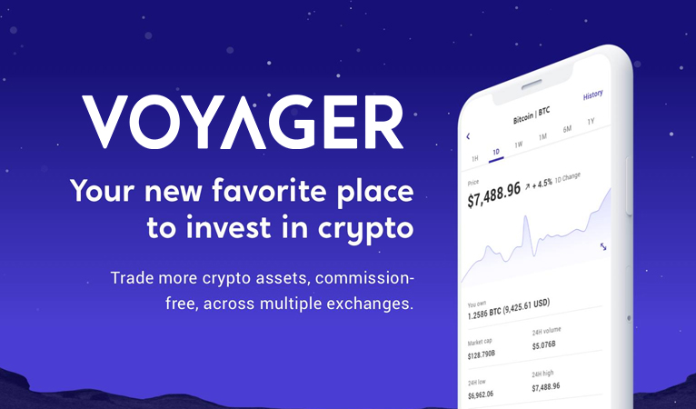 Voyager Trading App Integrates Dash, Provides Exchange Competition