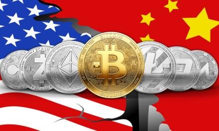Kryptowährungen beweisen ihren Wert während des Handelskrieges zwischen den USA und China