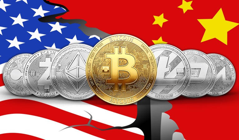 Cryptocurrencies Illustrate Added Value During US – China Trade War