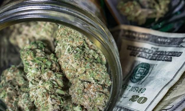 Kryptowährungen erhalten Konkurrenz, da immer mehr Banken mit der legalen Cannabis-Industrie in den USA interagieren