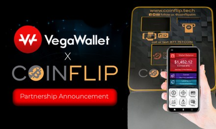 Dash Enabled VegaWallet and CoinFlip Form Partnership To Advance Real World Usability