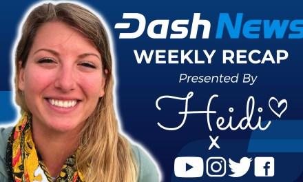 Dash News Weekly Video Recap – Crypto.com, Aircoins Treasure Hunt, Dash Text, Telegram, CoinFlip, VegaWallet & More!