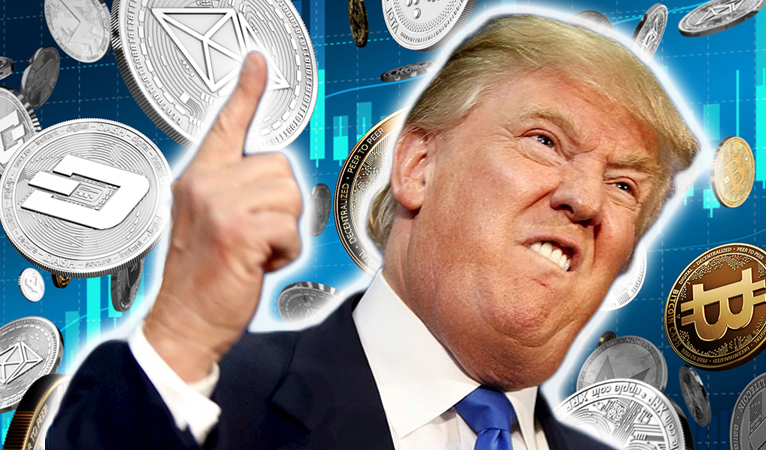 President Trump Doesn't See Digital Currency as 'Real Money'