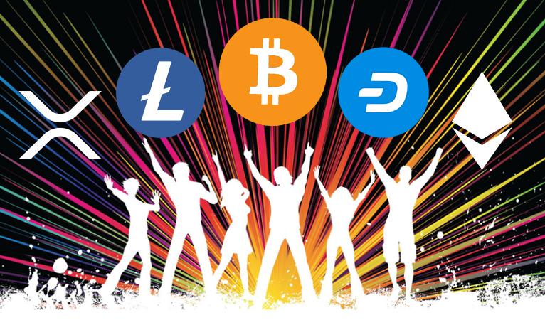 Despite Bitcoin Price, Cryptocurrency Usage Statistics
