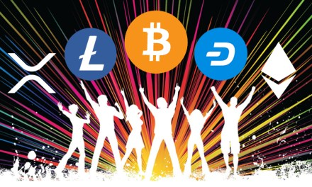 Despite Bitcoin Price, Cryptocurrency Usage Statistics Reveal Altcoins Growing Faster