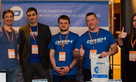 DASH en la Conferencia Blockchain de San Petersburgo 2018