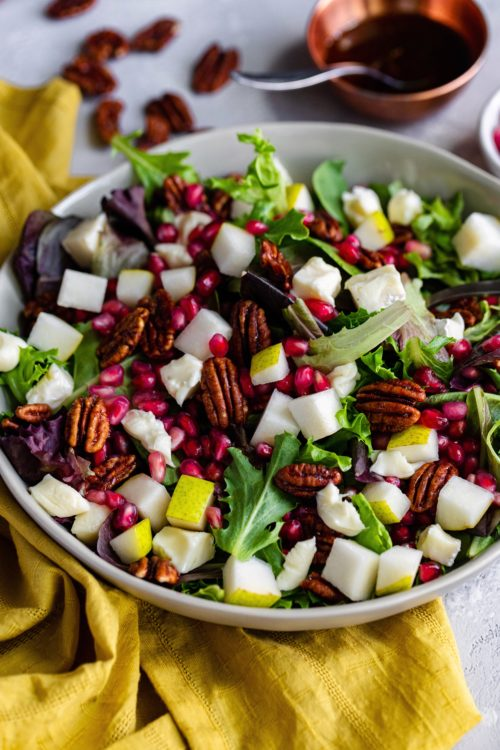 Thanksgiving Salad - Dash Of Mandi