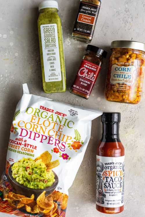 Trader Joe's Taco Salad Ingredients