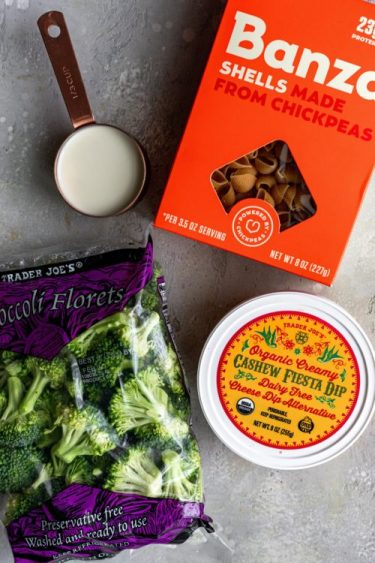Four Ingredient Mac N Cheese