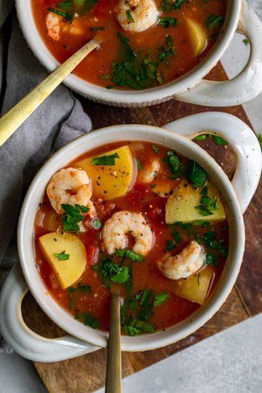 Seafood Stew - Dash Of Mandi
