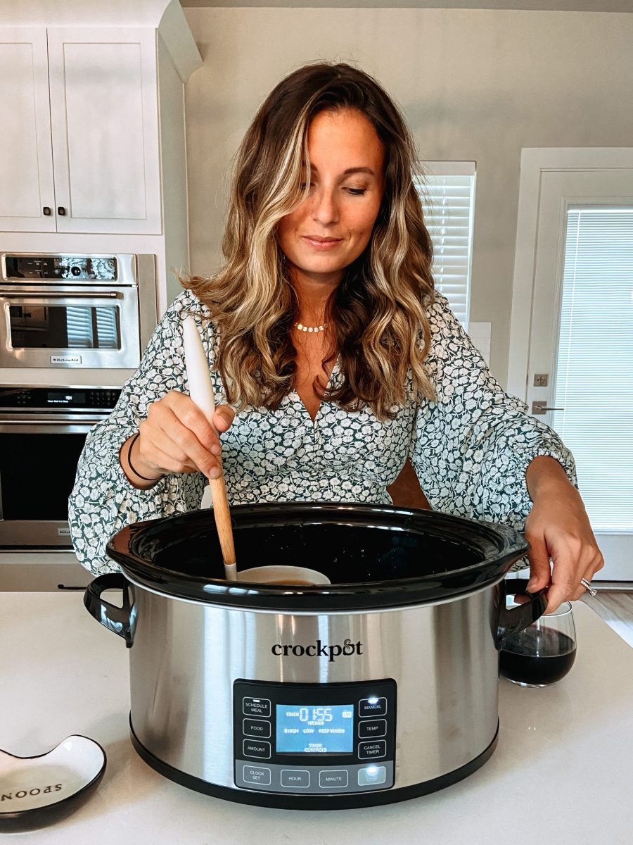 Cooking with crock-pot