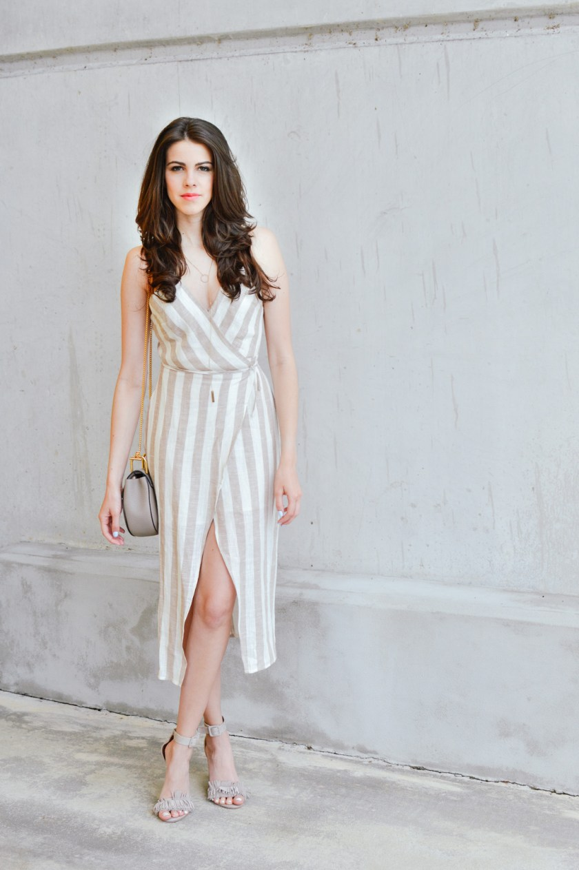 miami fashion blogger-stripes-spring style