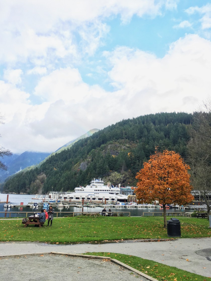 Vancouver travel diary